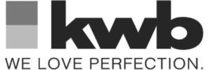 kwb Logo grau