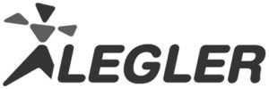 Legler Logo grau