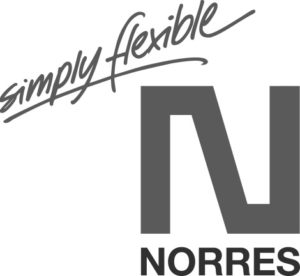 Norres Logo grau