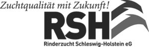 Rinderzucht Schleswig-Holstein (RSH) Logo