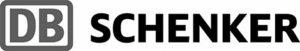 DB Schenker Logo grau