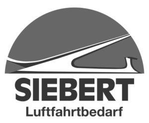 Siebert Luftfahrtbedarf Logo (grau)