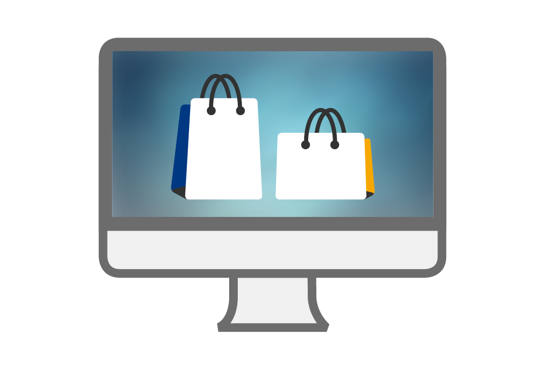 E-Commerce Screen