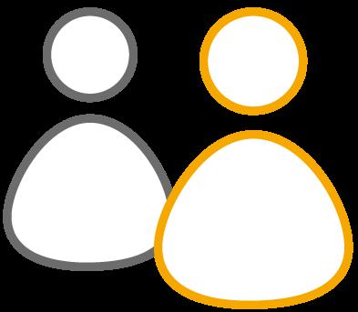 Symbol: Zwei Figuren
