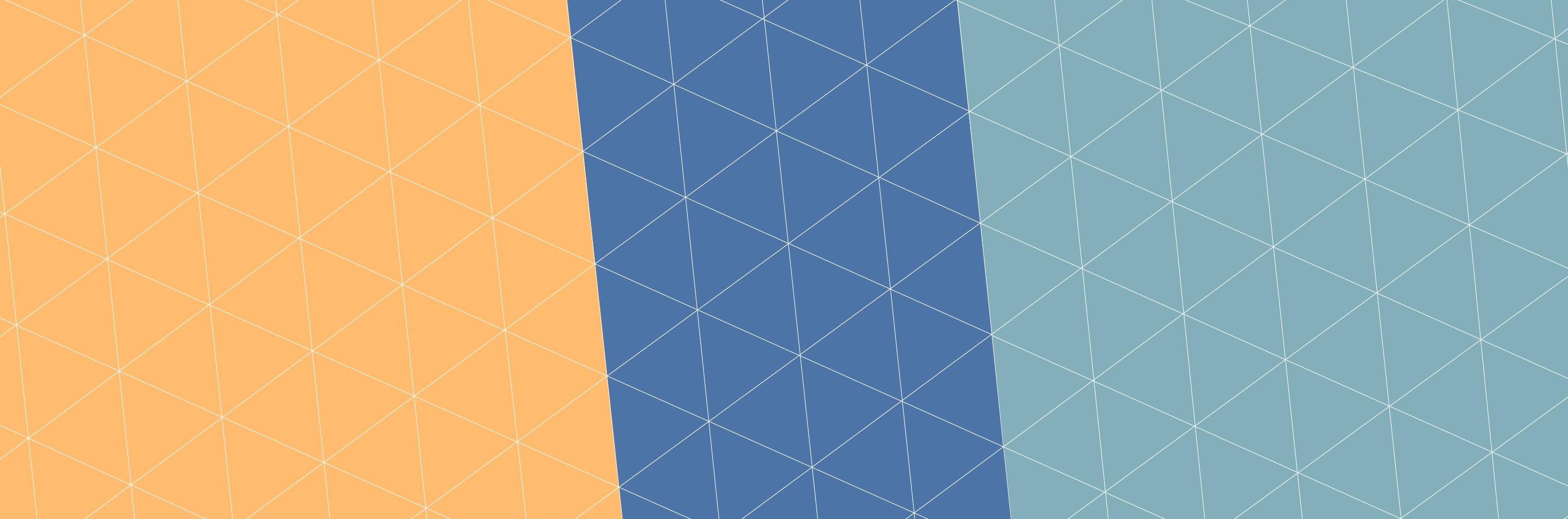 dreifarbiger Hintergrund