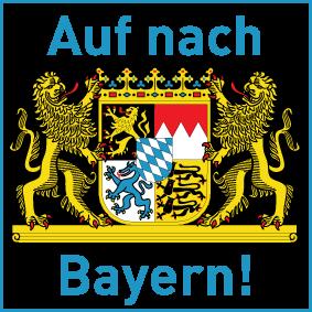 Vorschaubild des Ausflugs nach Bayern